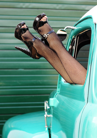 Pinup Legs
